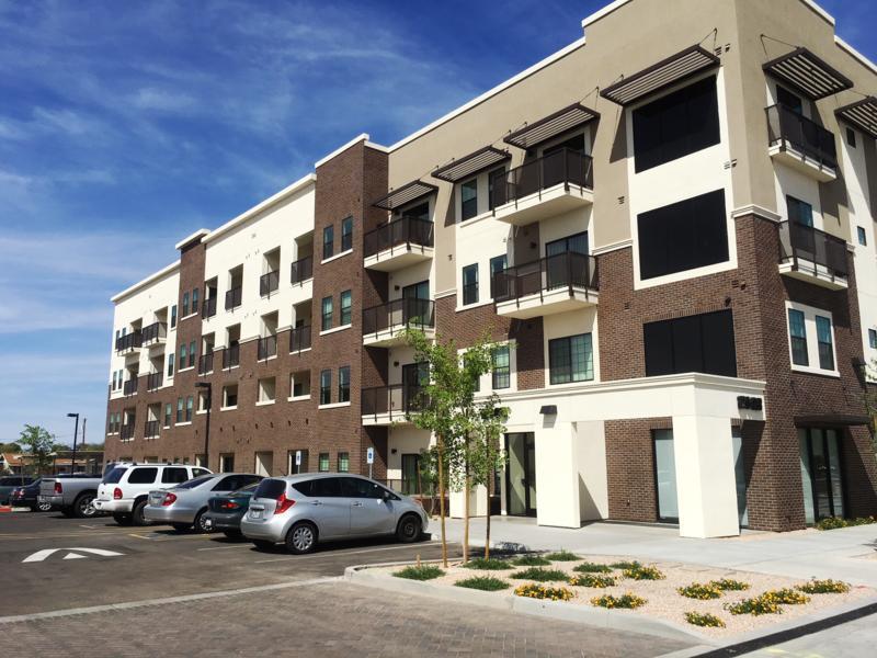 Meridian 101 Apartments
